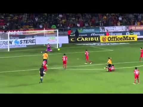 Monarcas vs Toluca 0-0 J1 Clausura 2015 Liga MX