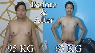 MY FINAL WATER FAST RESULT! & LOSE 32 KG TOTAL!