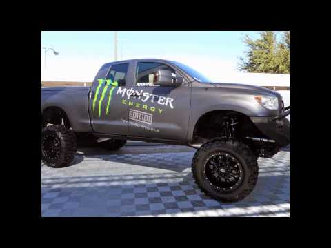 Bulletproof Suspension Toyota Tundra 12