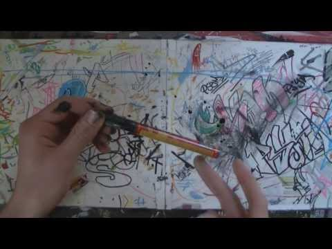 Mini tuto #3 : Comment recharger des markers (molotow one4all, poscas, …)