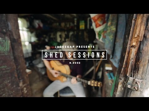 Shed Sessions - JP Cooper 'Colour Me In Gold'
