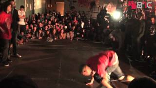 Mighty Zulu Kingz vs. Frankie & Jiggz | To The Pointz | Top 8