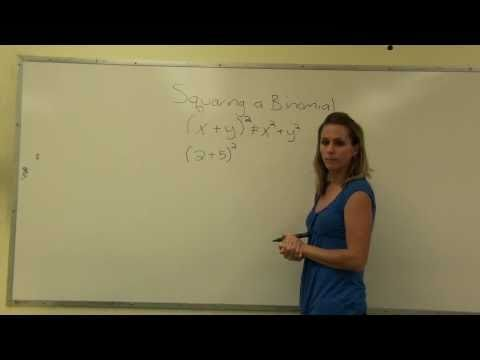 Squaring Binomials -w8smA_akWBY