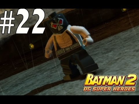 Lego Batman 2 - Unlocking Bane. Huntress. The Joker. Hawkman and friends