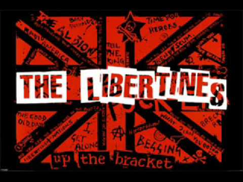 The Libertines - Can't Stand Me Now (with lyrics in description)