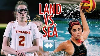 USC ATHLETES SWITCHING SPORTS (ft. Water Polo) Ep. 4
