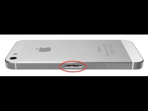 How to Check Apple iPhone 5 5C 5S Water Damage