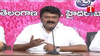 Minister Talasani Fires on Congress | Telangana Bhavan | Tnews Telugu