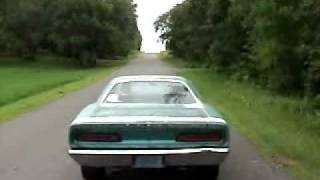 69 Dodge Coronet RT Mopar 440 4 speed