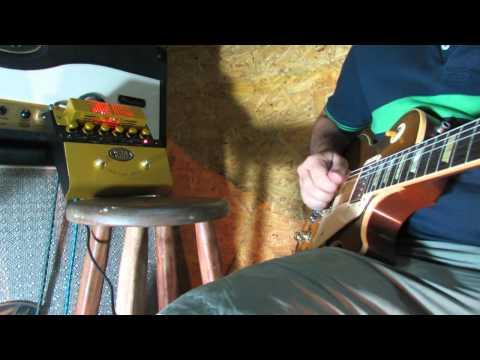 Pedal Meteoro Doctor Drive (Roberto Studio MB)
