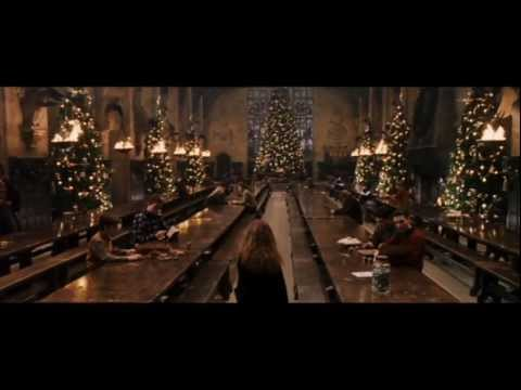 Harry Potter And The Philosopher's Stone - Christmas At Hogwarts (hd) video