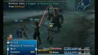 Final Fantasy XII- Tournesol earliest