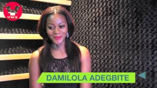 Damilola Adegbite Exclusive Interview (Telema Duke on Tinsel Soap Opera)
