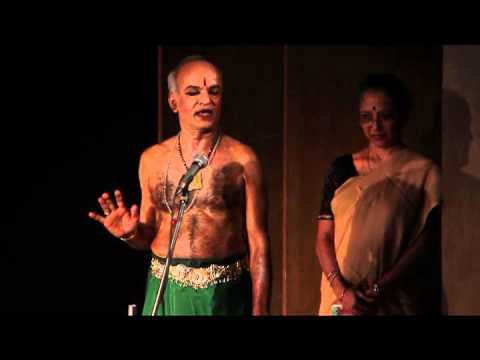 Ncpa Mudra Dance Festival 2012 | Understanding Kathakali By Sadanam Balakrishnan | April 26, 2012 video