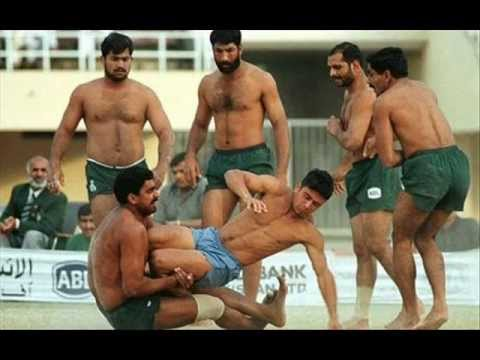 Watch India Vs Iran | Pakistan Vs Canada Semi-final Kabaddi World 2012 Cup Live Online video