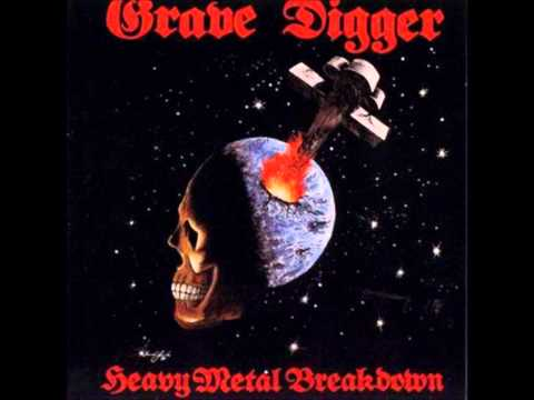 Grave Digger - Heart Attack