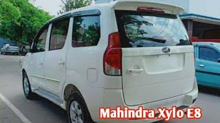 Second hand Mahindra Xylo E8 2011 Model very good condition Car