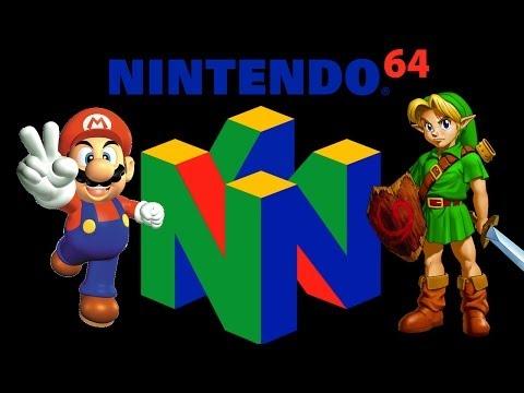 Игры Nintendo 64