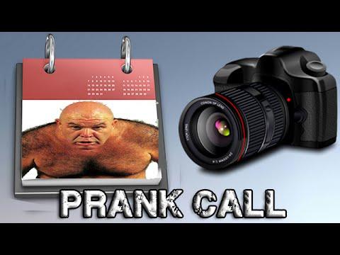 Bear Naked Men Photoshoot Prank Call
