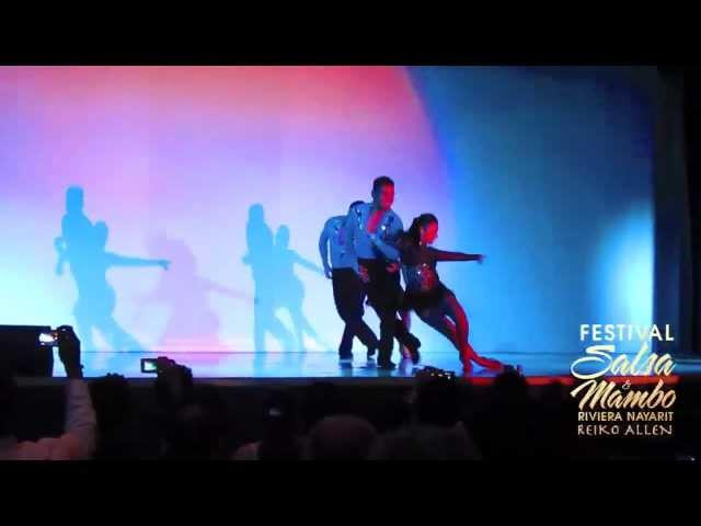 Latin Madness - Riviera Nayarit Salsa & Mambo Festival 2013