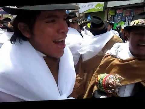 morenada central oruro - 1er convite carnaval de oruro 2013