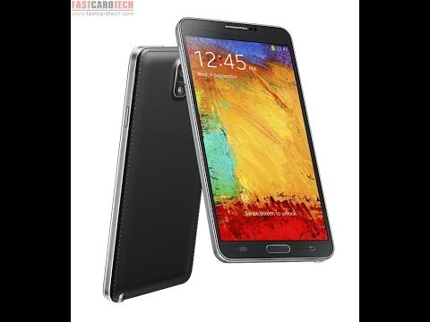 Samsung Galaxy Note 3 Clone - HDC Galaxy Note 3 N9000 Best Clone For Note 3 - Review