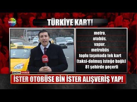 """""""Türkiye Kart"""" dönemi başlıyor!"""
