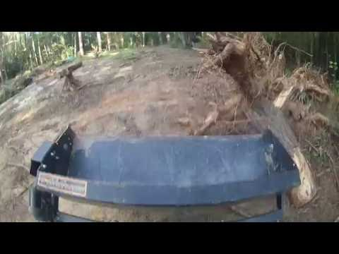 jb jr clearing land part 3