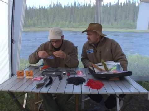 рыбалка на кольском полуострове нахлыст