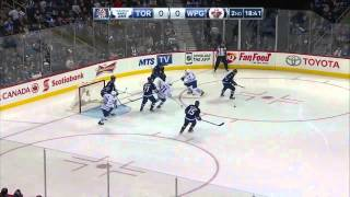 03.01.2015. Toronto Maple Leafs vs. Winnipeg Jets Full Game HD