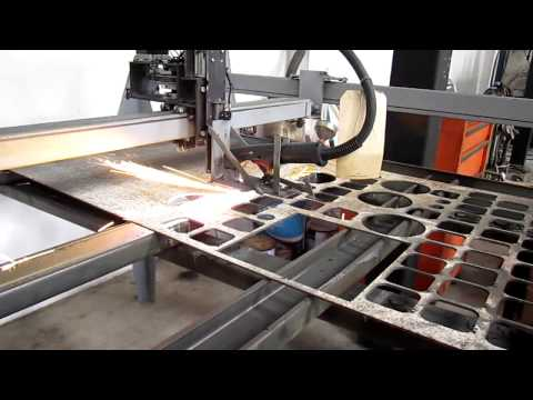 MY DIY CNC PLASMA CUTTER