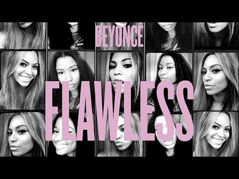 "Beyonce ""Flawless"" Remix with Nicki Minaj Explains Jay Z Elevator Fight!"