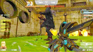 Counter-Strike Nexon: Zombies - Jack Zombie Boss Fight (Hard7) online gameplay on Memories map