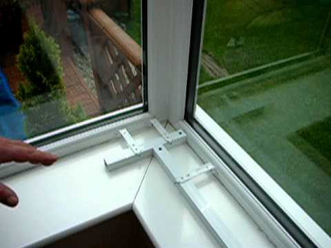 How to measure a square bay or conservatory