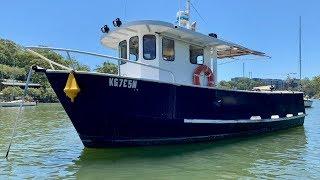 Is it a bad idea to buy an old steel boat?