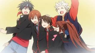 Little Busters ~Refrain~ Anime TV Series Opening Full Song