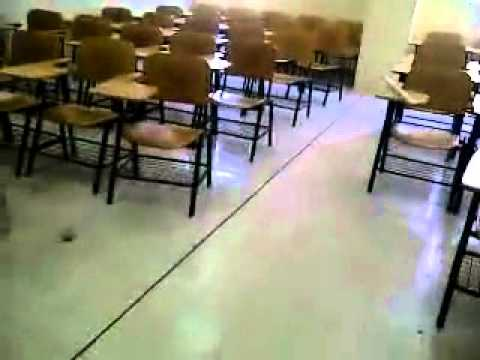 Shia  students attack sunni students  at the University of Bahrain