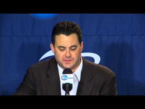 Elite Eight Postgame News Conference: Arizona