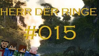 Minecraft Herr Der Ringe #015 In Gondor - (GameBrosLPT/HD)