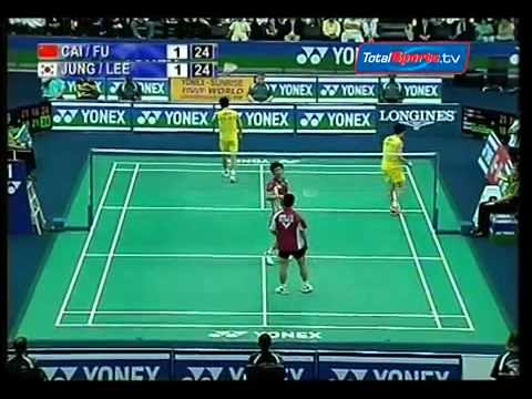 The Most Thrilling Final In Badminton History 28-26 [www.TotalSports.tv]