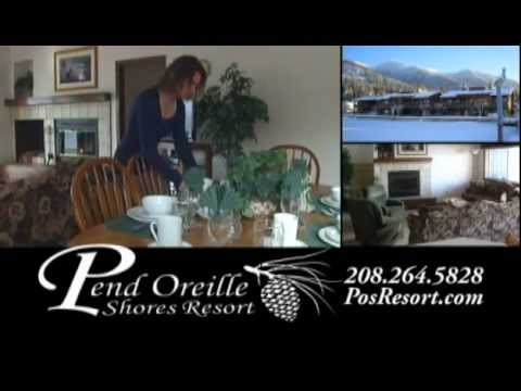 Pend Oreille Shores Resort in Hope Idaho