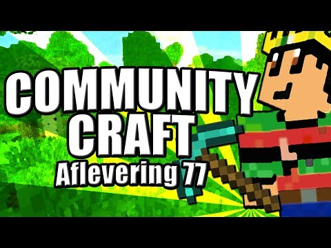 CommunityCraft #77 - Alles OPBLAZEN met TNT!