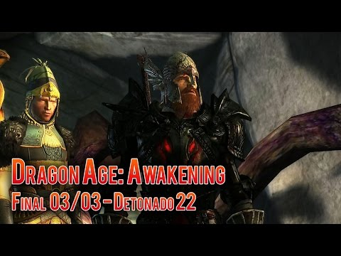 Dragon Age Awakening - Final 03/03 | Detonado 22
