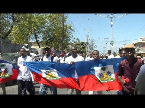 Haiti, Anti-Dominican March