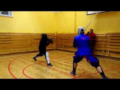 Neyman Fencing Academy - Sparring