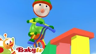 Like to Play? Ride Game, Space Game and more with Colorful Toys | BabyTV