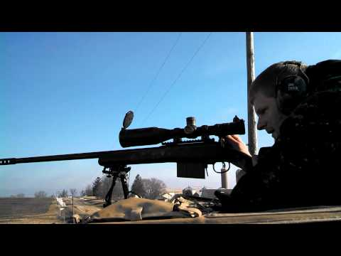 Savage 110 HS precision .338 lapua