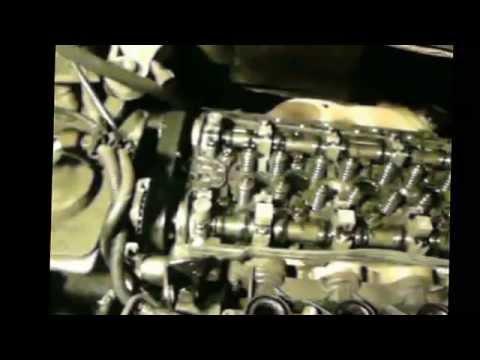 Метки для установки ремня ГРМ Renault Trafic, Opel Vivaro 2,5 DCI