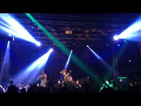 Gemitaiz & MadMan - Blue Sky LIVE @SuperSonicMusicArena