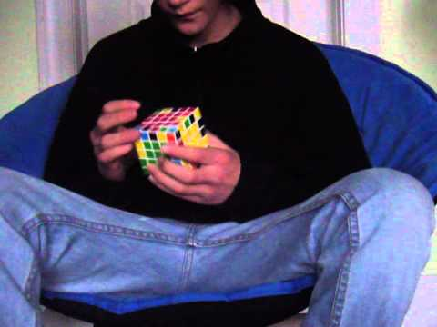 Watch Solving the rubiks cube 5x5